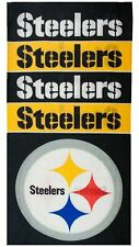 Face Mask/Neck Gaiter For Pittsburgh Steelers With Multiple Other Uses