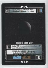 1998 Trek Customizable Card Game: Deep Space 9 NoN Reignite Dead Star Gaming 3v2