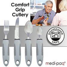 Medipaq Comfort Handle Easy Grip Cutlery Arthritis Elderly Disability Aids