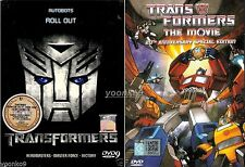 English Dub _ Transformers Headmaster Masterforce Victory + Movie _  DVD Anime