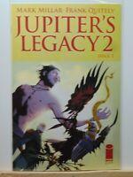 Jupiter's Legacy 2 #1 Variant Image Comics CB7736