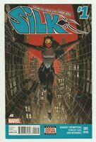 Silk #1 - 2nd Printing - Marvel Comics - Spider-Man  - VF+
