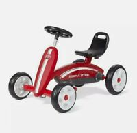 Radio Flyer, Pedal Racer, Pedal Go Kart, Red. NEW!