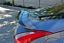 Dachspoiler Ansatz schwarz Nissan 370Z Spoiler Dach Heck Aufsatz AMG ABS Nismo