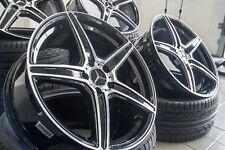 19 Zoll AX7 Concave Felgen Audi TT TTS Seat Altea Ateca Leon Cupra FR Superb