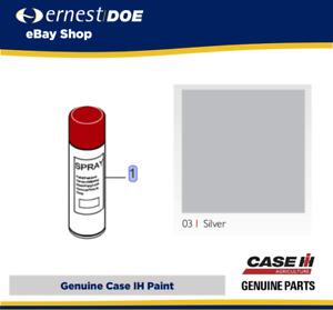 CASE IH Paint 400ml Aerosol | SILVER | Genuine | 1440612R1