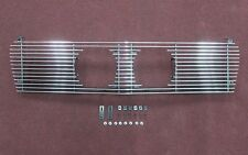 1967 1968 Ford Mustang Billet Grilles With Light Openings for Stock Front Ends