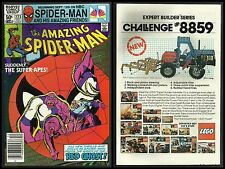 Amazing Spider-Man #223 VF/NM (1981, Marvel) Red Ghost, Super-Apes