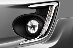 New Genuine OEM Mitsubishi Fog Light Kit 2017 - 2020 Mirage G4 MZ380714EX