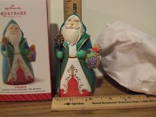 Hallmark 2014 France Santas From Around The World KOC Club Ornament