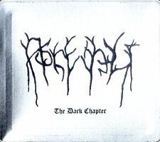 ASKEDAL The Dark Chapter CD Steel Case Condizioni Eccellenti