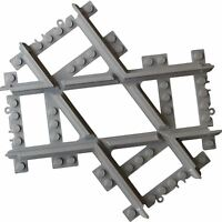 Angled Compatible Cross Track, Straight Cross Tracks Crossover,Train