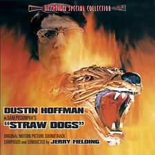 Straw Dogs - Complete Score - Limited 2000 - OOP - Jerry Fielding