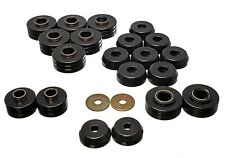 Energy Suspension 4.4109G Body Cab Mount Bushing Set