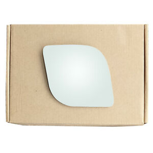 Towing Mirror Glass for Dodge Ram 1500 2500 3500 Truck Passenger Right Side RH