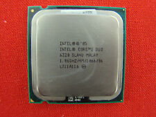 Intel Core2Duo E6320 SLA4U CPU 2x1.86GHz 1066MHz FSB 4mb Socket 775 #kz-3421
