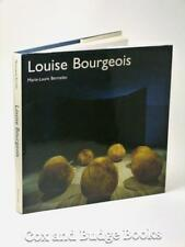 LOUISE BOURGEOIS by Marie-Laure Bernadac 1996 1st HB DW illustrated SCULPTURE