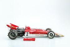 Lotus 72C Jochen Rindt Champion 1970 - 1:18 GP Replicas lim.500 Stk