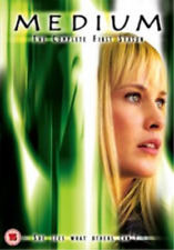 Patricia Arquette, Miguel S...-Medium: The First Season (UK IMPORT) DVD NEW