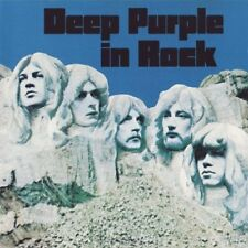 DEEP PURPLE - IN ROCK - CD NEW SEALED 1995 WITH BONUS TRACKS