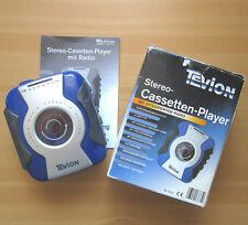 MEDION Walkman SU 5010 Stereo-Kassettenspieler FM Radio Allwetter Gerät in OVP