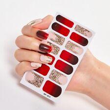 Nail Stickers Fashion Nail Polish Self Adhesive Manicure Decoracion