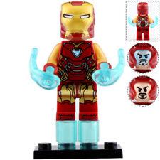 Iron Man (MK85) - Marvel Universe Lego Moc Minifigure Toy Gift For Kids