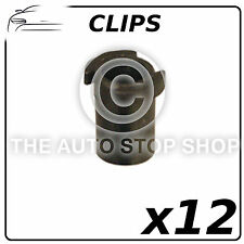 Clips Emblem Clips - Push on Fixing 8,2 MM Renault Avantime-Master 9612  12 Pack