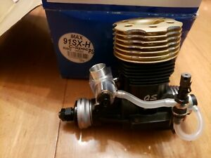 OS Engine - OS max 91 SX-H Ring C Spec PS - New in box