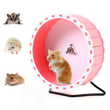 Hamster Exercise Wheel - 8.7In Silent Running Wheel for Hamsters, Gerbils, Rat