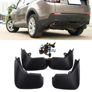 For Land Rover 2015-2017 Discovery 5 Seat Sport Mud Flap Splash Guard Mudguard