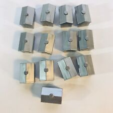 Monopoly Electronic Banking Game *13 Hotels Silver-tone Replacement Pieces Parts