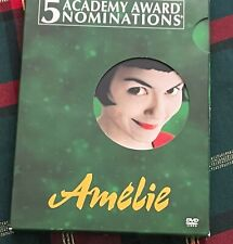 Amelie 2 Dvd Special Box Set Dvd's Academy Award Nominations (2001)