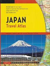 Japanese Paperback Travel Guides
