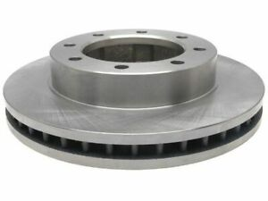 For 1977-1986 Chevrolet K30 Brake Rotor Front Raybestos 19217MM 1978 1979 1980