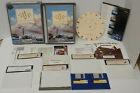 """1989 Their Finest Hour LucasFilm Big Box PC Game The Battle of Britain 5.25"""""""