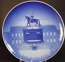 "Bing and Grondahl 1970 Christmas Jubilee Plate ""The Royal Palace"""