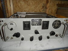 US Navy Military Amplifier Radio Frequency AM-2819/WRA-3 Hoffmans Electronics