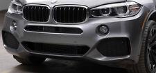 BMW OEM F15 X5 2014+ M Aerodynamic Body Kit Front Rear Bumpers & Side Skirts