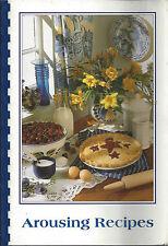 *ATLANTA GA 1995 GORGIA STATE POST ANESTHESIA NURSES COOK BOOK *AROUSING RECIPES