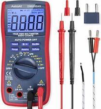 Astroai Digital Multimeter Trms 6000 Counts Volt Meter Autoranging Tester Fast