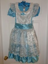 Disney Store Alice in Wonderland Costume Adult Xl 16/18 New