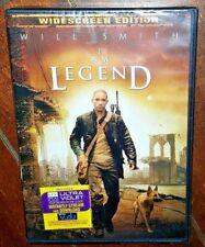 I Am Legend (DVD, 2008, Widescreen)