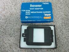 Beseler 8092 Negatrans Adapter for 645 Film in Original Box