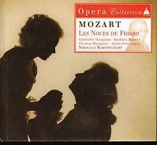 CD album: Mozart: les noces de Figaro. Harnoncourt. teldec. C3
