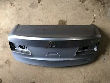 2015 2016 2017 2018 Acura TLX Trunk Lid Light Blue With Mounted Camera 15-18