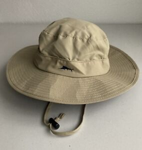 Tommy Bahama Outdoor Hiking Fishing Boonie Hat UPF 50+ Sun Protection Nylon L/XL