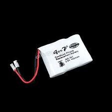 Cordless Phone Replacement Battery GD-301 301 400mAh Ni-Mh 3.6V Volt