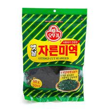 Korean Cut Dried Seaweed (50g), 100% Pure Korean Seaweed, Wakame Made in Korea