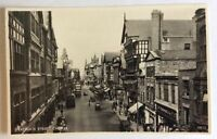 Eastgate Street - Chester - Real Photo Postcard